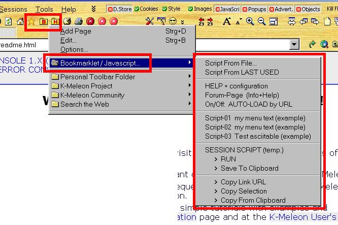 javascriptia UPDATE V4_3 3 2014 (long bookmarklets